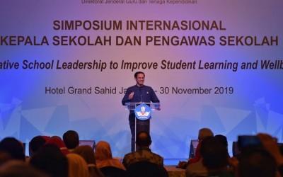 Guru dan Kepala Sekolah Harus Inovatif sebagai Penggerak