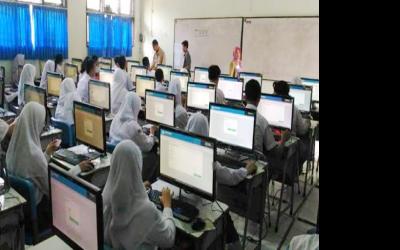 Pembagian Ruang dan Sesi Kelas X PASBK Semester Gasal Tahun Pelajaran 2019/2020